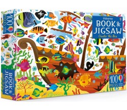 Usborne - Under the sea jigsaw and picture book