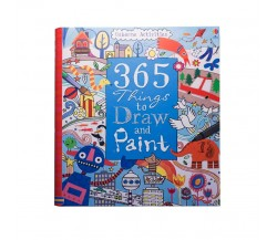Usborne - 365 things to draw and paint