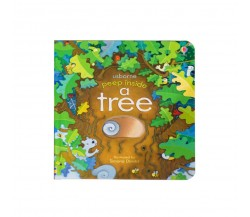 Usborne - Peep inside a tree