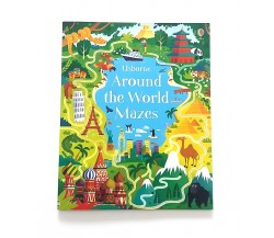 Usborne - Around the world mazes