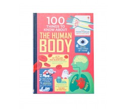 Usborne - 100 things to know about the human body