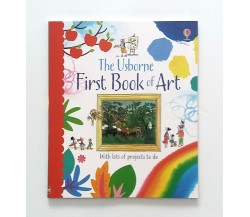 Usborne - First book of art
