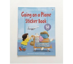 Usborne - First experiences sticker books - Going on a plane