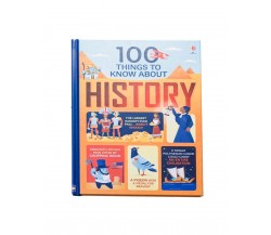 Usborne - 100 things to know about history