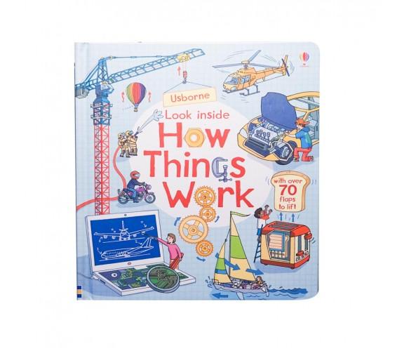 Usborne - Look inside how things work