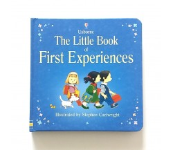 Usborne - The complete little book of first experiences