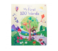 Usborne - My first 100 words