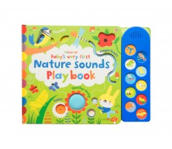 Usborne - Baby's very first nature sounds playbook