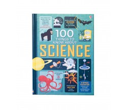 Usborne - 100 things to know about science