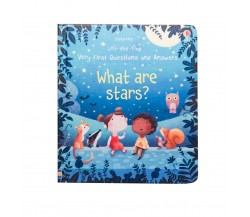 Usborne - Lift-the-flap very first questions and answers - What are stars?
