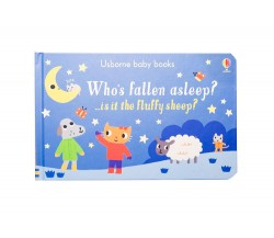 Usborne baby books - Who's fallen asleep?