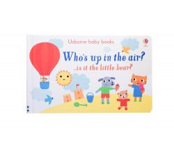 Usborne baby books - Who'S up in the air?