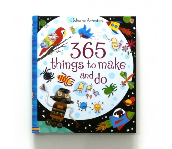 Usborne - 365 things to make and do