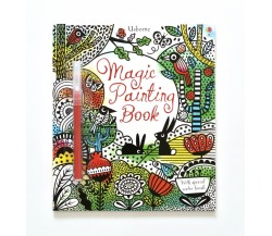 Usborne - Magic painting book