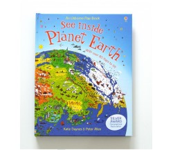 Usborne - See inside Planet Earth