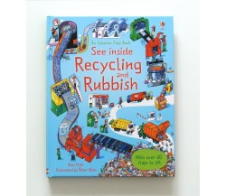 Usborne - See inside recycling and rubbish