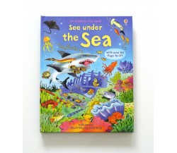Usborne - See Inside under the sea