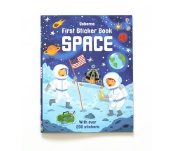 Usborne - First sticker books : Space