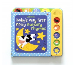Usborne - Baby's very first noisy nursery rhymes