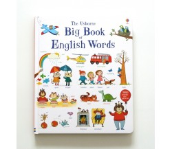 Usborne - Big book of English words