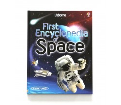 Usborne - First encyclopedia of space