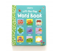 Usborne - Lift-the-flap word book