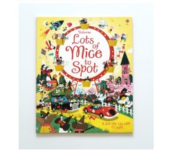 Usborne - Lots of mice to spot