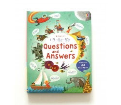 Usborne - Lift-the-flap questions and answers