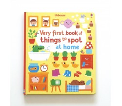 Usborne - Very first book of things to spot at home