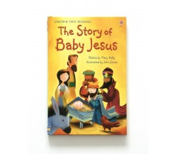 Usborne - First Reading - Story of Baby Jesus