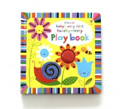 Usborne - Baby's very first touchy-feely play book