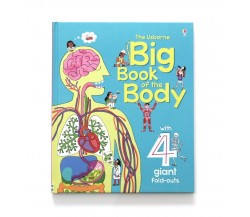 Usborne - Big book of the body