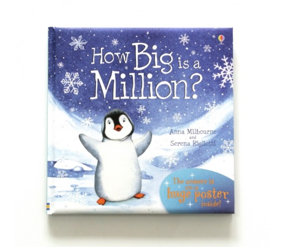 Usborne - How big is a million?