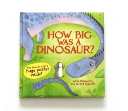 Usborne - How big was a dinosaur?