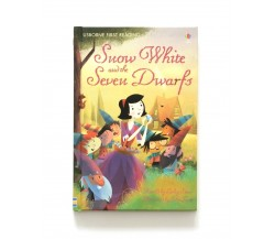 Usborne - First Reading - Snow White and the Seven Dwarfs