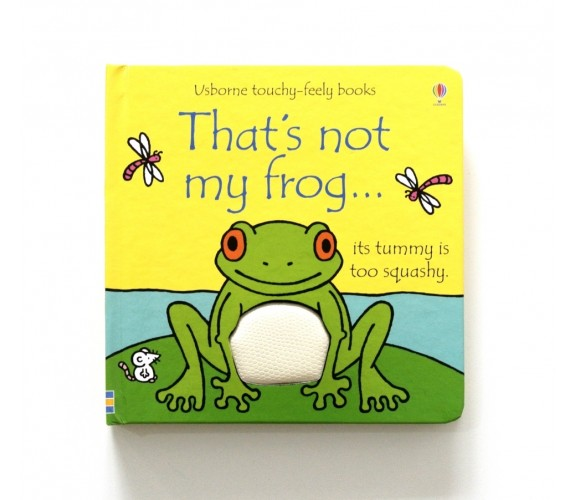 Usborne - That's not my frog