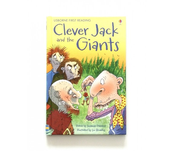 Usborne - First Reading - Clever Jack and the giants