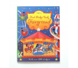 Usborne - First Sticker Book : Fairground