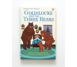 Usborne - First Reading - Goldilocks and the three bears