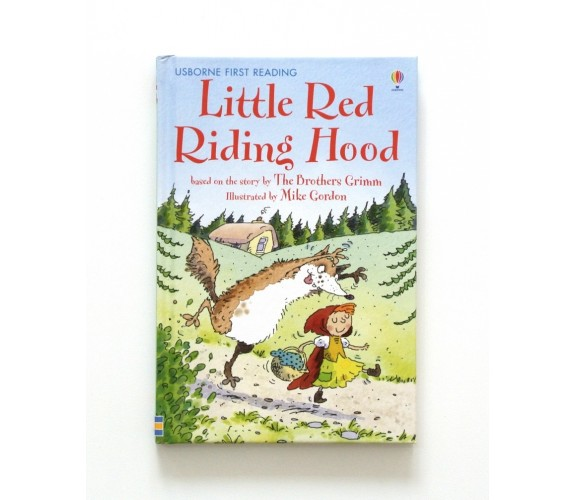 Usborne - First Reading - Little Red Riding Hood