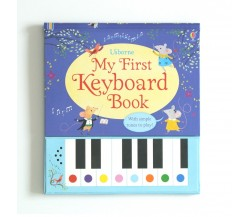 Usborne - My first keyboard book