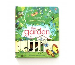Usborne - Peep inside the garden