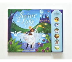Usborne - Swan Lake with musical sounds