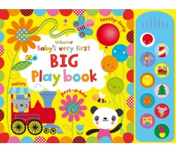 Usborne - Baby's very first big play book