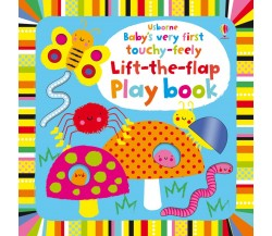 Usborne - Baby's very first touchy-feely lift-the-flap play book