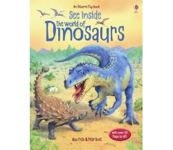 Usborne - See inside the world of dinosaurs