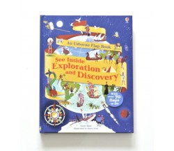 Usborne - See inside exploration and discovery