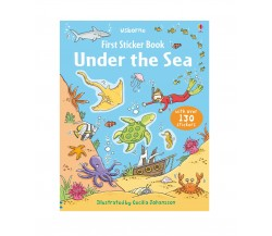 Usborne - First Sticker Book : Under the sea
