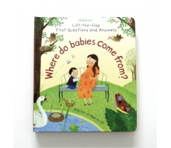 Usborne - Where do babies come from?