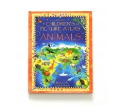 Usborne - Children's picture atlas of animals